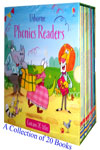 Usborne Phonics Readers - A Set of 20 Books