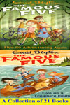 Famous Five Books Series by Enid Blyton (21 Books)