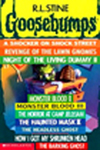 Goosebumps Original Series - An assorted Set of  60 Books