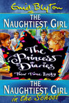 Naughtiest Girl (10 Books) and Princess Diary (10 Books)