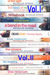 Nicholas Sparks Collection Volume - I & Volume - II (16 Books)